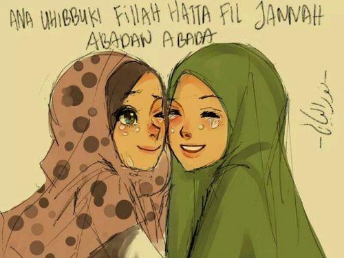 """Sunnah Ucapan """"I LOVE YOU"""""""