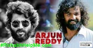 arjun reddy remake