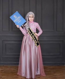 Kebaya Dress Muslim 2018