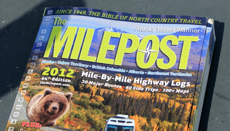 The Milepost Road Trip Guide