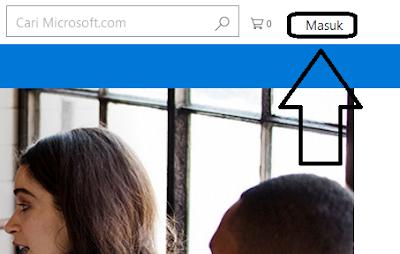 Buat Akun Microsoft