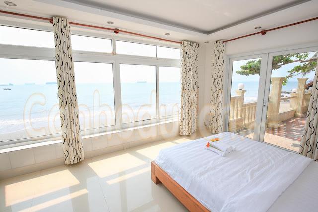 Cảm giác ngắm biển tại phòng thật tuyệt vời phải không nào