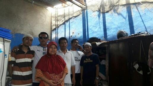 Perbaikan RTLH di Sukmajaya Hampir Rampung
