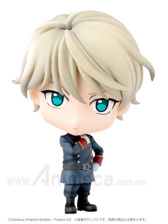 SLAINE TROYARD Fmunu No.001 Asterisk Collection Series FIGURE ALDNOAH.ZERO AZONE INTERNATIONAL