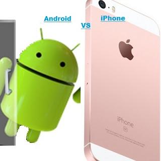 Bagi anda yang belum tau perbedaan iPhone dan android belladyna kali ini akan membahasnya silahkan simak perbedaan iPhone dan Android agar nanti keputusan yang anda ambil benar-benar baik