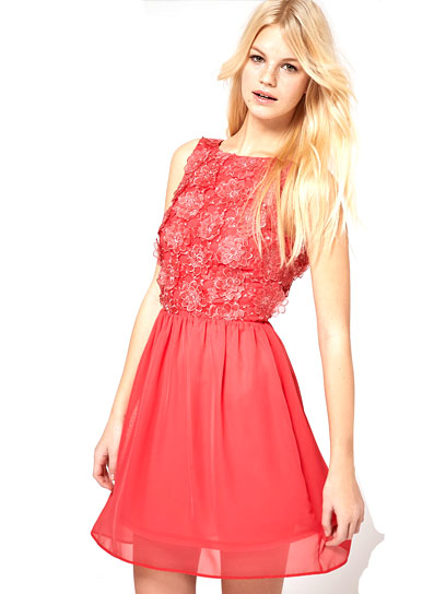 And who says you need a boyfriend to be pretty on this day  These are some  cute and beautiful dresses to wear on valentines day OR any days! ea4a66e08