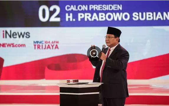 Prabowo Tanyakan Arti Unicorn, Warganet Kompak Menjawab
