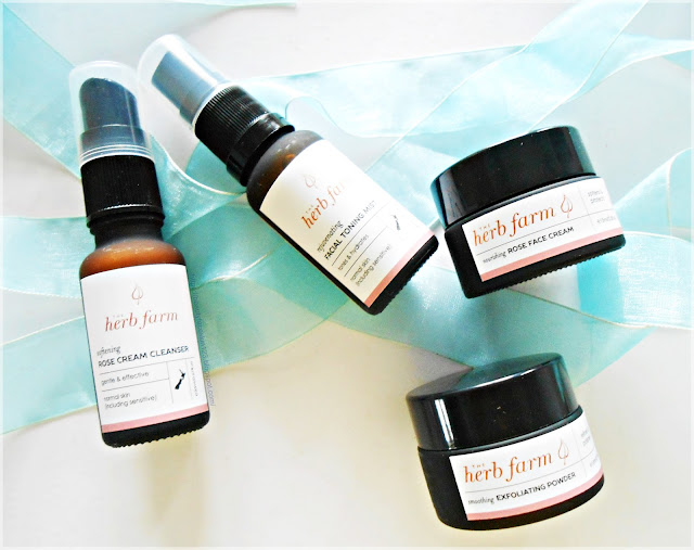 The Herb Farm Normal(including sensitive) skincare minis