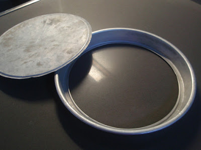 molde desmontable para tartaletas