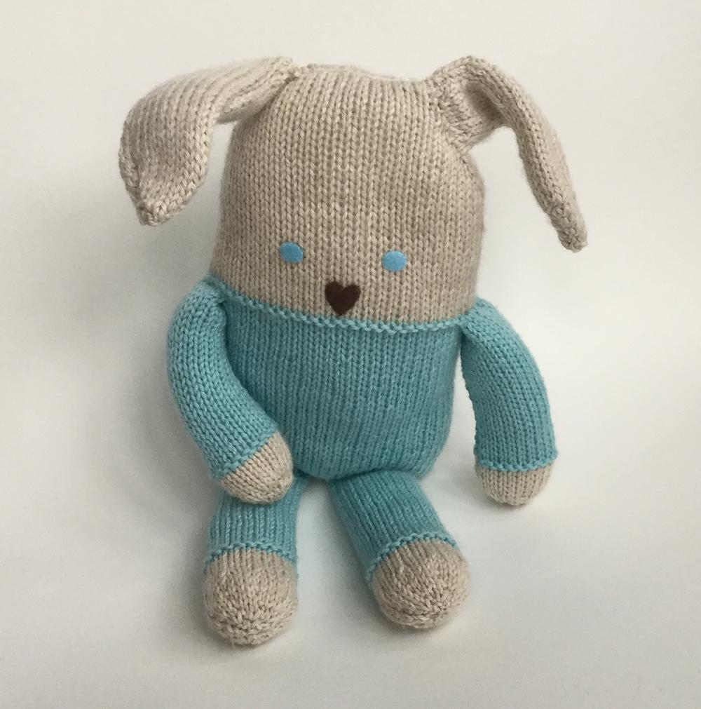Mack and Mabel: Knitting Patterns