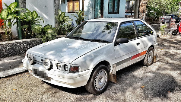 Ford Laser TX3