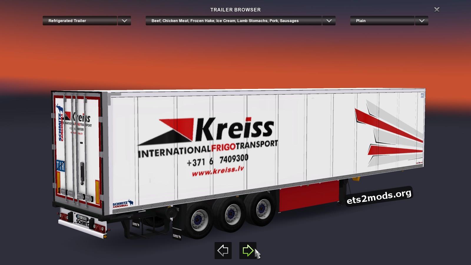 Combo Pack Kreiss