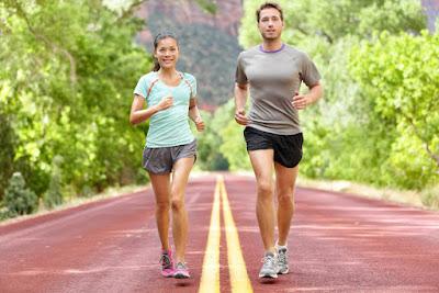 Buena alimentación y ejercicio