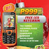 Cherry Mobile D11 Dual Sim Camera Phone for P999 only
