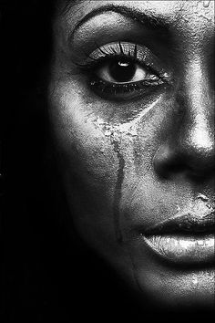 Image result for Black woman crying