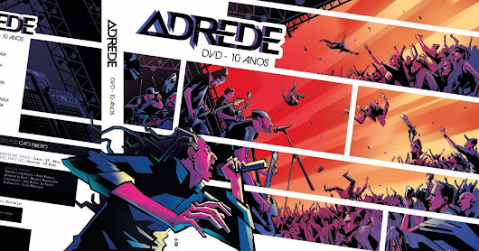 ADREDE - CAPA DVD