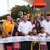 Entrega Vila las obras de rehabilitación del parque Gran Santa Fe