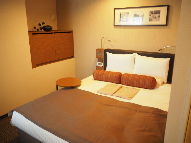 Hotel Mystays Kamata Bed