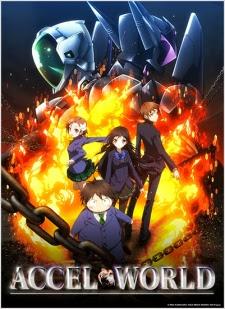 Download Accel World Subtitle Indonesia Batch Episode 01-25 + OVA
