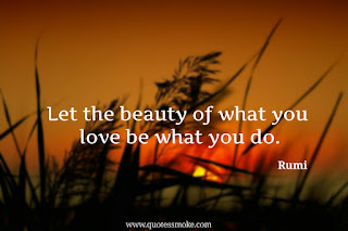 Rumi Love Quote that define true love