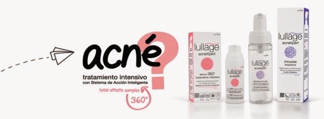 productos para el tratamiento del acné