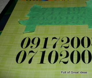Full Of Great Ideas Special Date Art On My 0 Budget