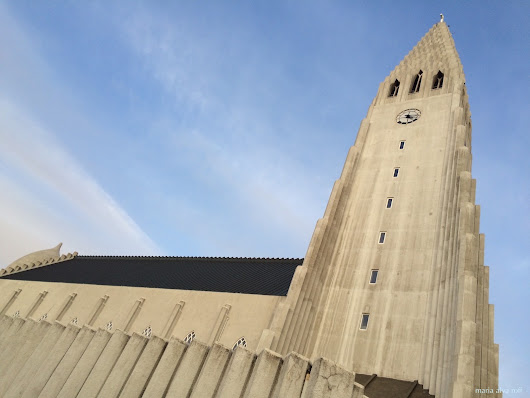The Bells of Hallgrímskirkja and What Adaptation May Really Be About