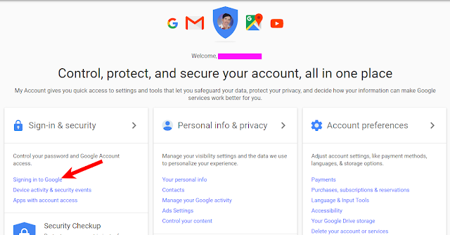 How To Enable Gmail 2 Step Verification