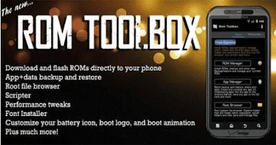 تحكم ,فى, هاتف, اندرويد ,عبر ,تطبيق : ROM Manager