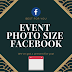 Event Photo Size Facebook Update 2019