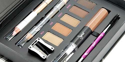 kit de cejas para novatas en maquillaje