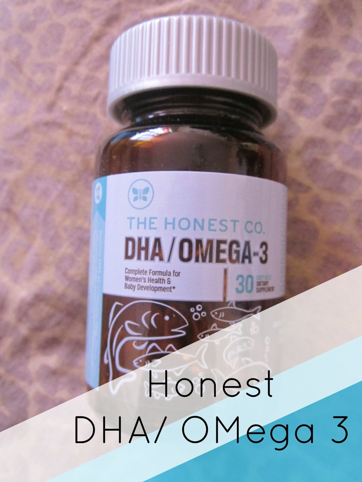 The honest company dha omega 3