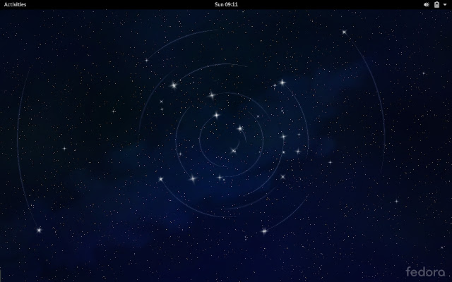 GNOME Desktop - First impression