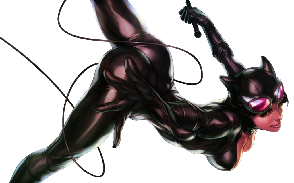Render CatWoman