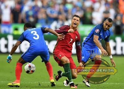 Payet Membuat Ronaldo Mendapatkan Cedera Yang Serius