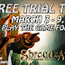 Shroud of the Avatar Free Trial Test (March 3 - 9, 2017)