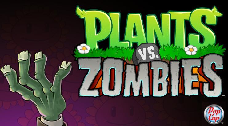 لعبة مسلية يلعبها اكثر من مليونين في موقع واحد فقط Plants vs Zombies مع الشرح