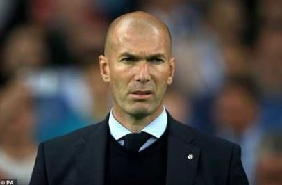 Zinedine Zidane reportedly Contemplating Manchester United Job Offer