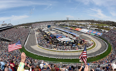 Full Weekend #NASCAR Schedule for Martinsville