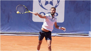 Paire beats Andujar for Marrakesh title