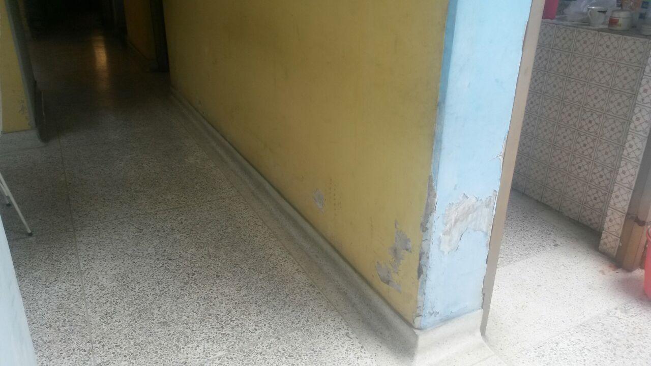 Mejorando tu casa humedad en las paredes - Humedad en la pared ...