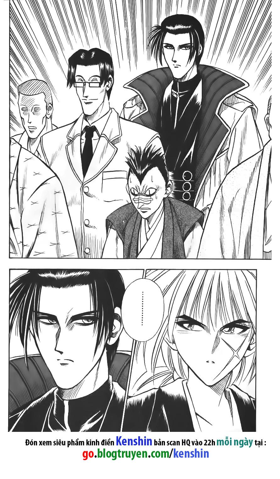 Rurouni Kenshin chap 16 trang 13