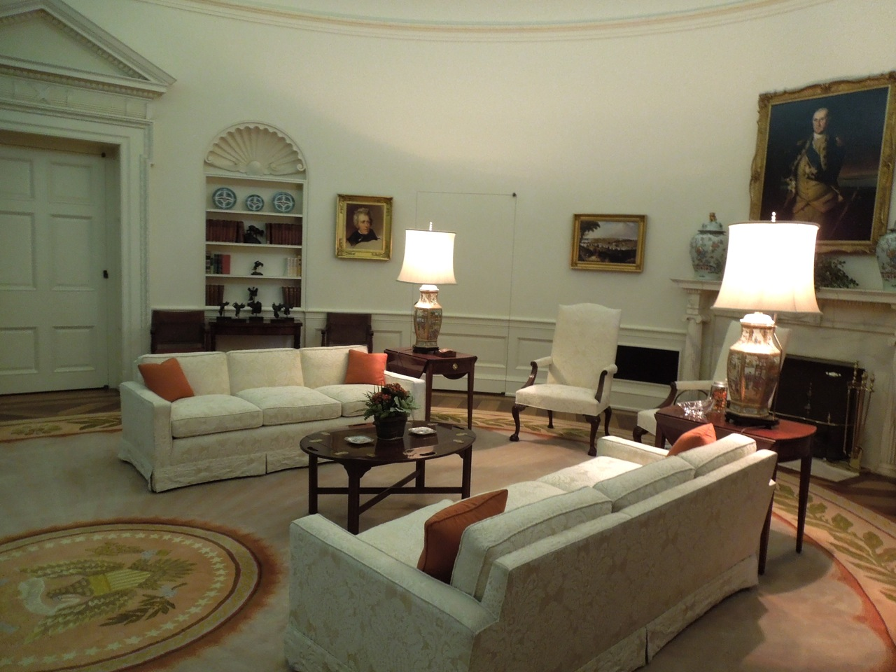 reagan oval office. President Reagan Oval Office E