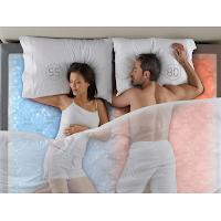 La température idéale pour dormir : le Dual Temp.