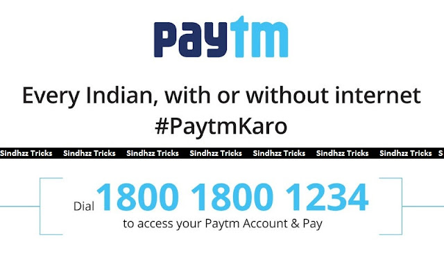 Paytm - Pay or Send Money Without Internet