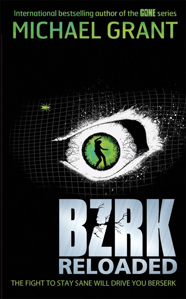 BZRK Reloaded Michael Grant cover