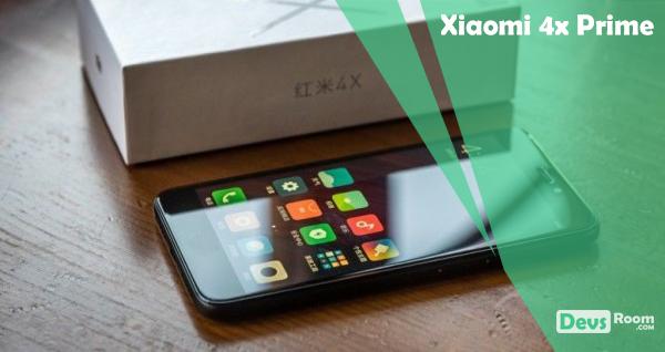 Spesifikasi dan Harga Xiaomi Redmi 4X Prime