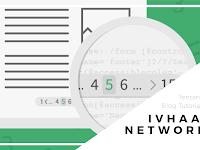 Cara Membuat Page Pagination Seperti Wordpress di Blogger Terbaru