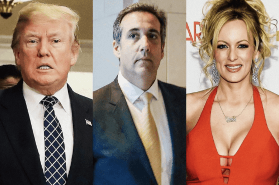 Report: Trump Lawyer Paid $130,000 in November 2016 for Silence of Porn Actress Who Alleged Affair With Trump