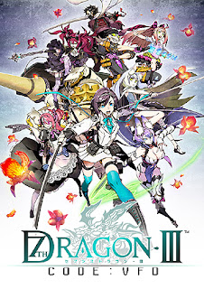 7th Dragon III Code VFD CIA Region Free